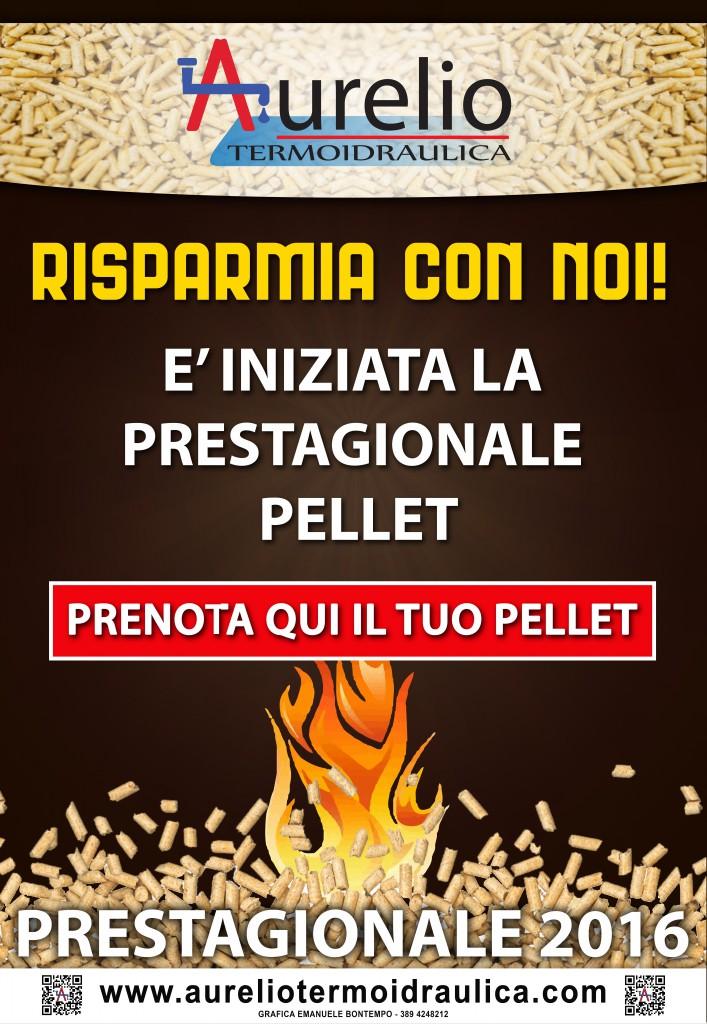 PRESTAGIONALE PELLET 2016 RISPARMIA ORA!!!